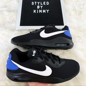 Nike AIR MAX Oketo Sneakers Shoes Black Blue